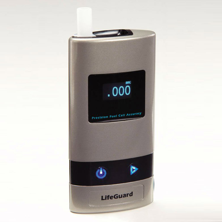 LifeGuard Personal Breath Tester