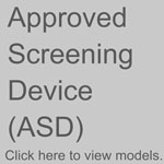 ASD - Approved Screening Devices