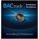 BacTrack S35 Breathalyzer Mouthpieces - 10 Pack