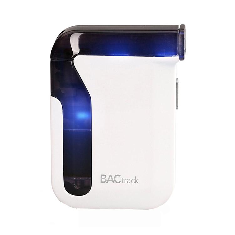 Portable Breathalyzer Test >> BacTrack Mobile Personal Breathalyzer