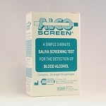 Alco-Screen® Oral Fluid (Saliva) Alcohol Test - Case (24 pcs.)