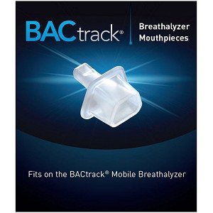 BacTrack Mobile Breathalyzer Mouthpieces - 10 Pack