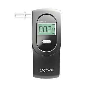 BacTrack ELEMENT - Personal Alcohol Breathalyzer