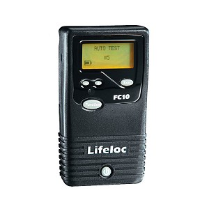 Lifeloc FC10 Alcohol Breathalyzer