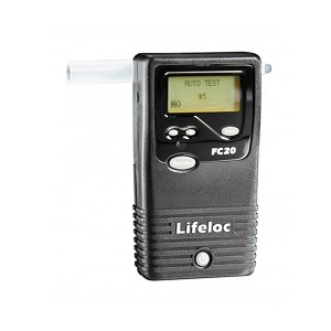 Lifeloc FC20 Alcohol Breathalyzer Kit - Includes Printer and Calibration Kit