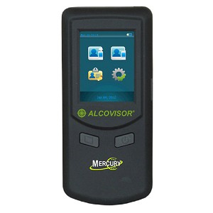 Alcovisor Mercury DOT Evidential Breath Tester (EBT)